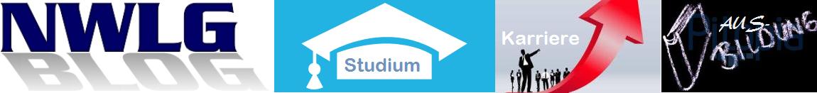 Studium – Karriere – Ausbildung Logo